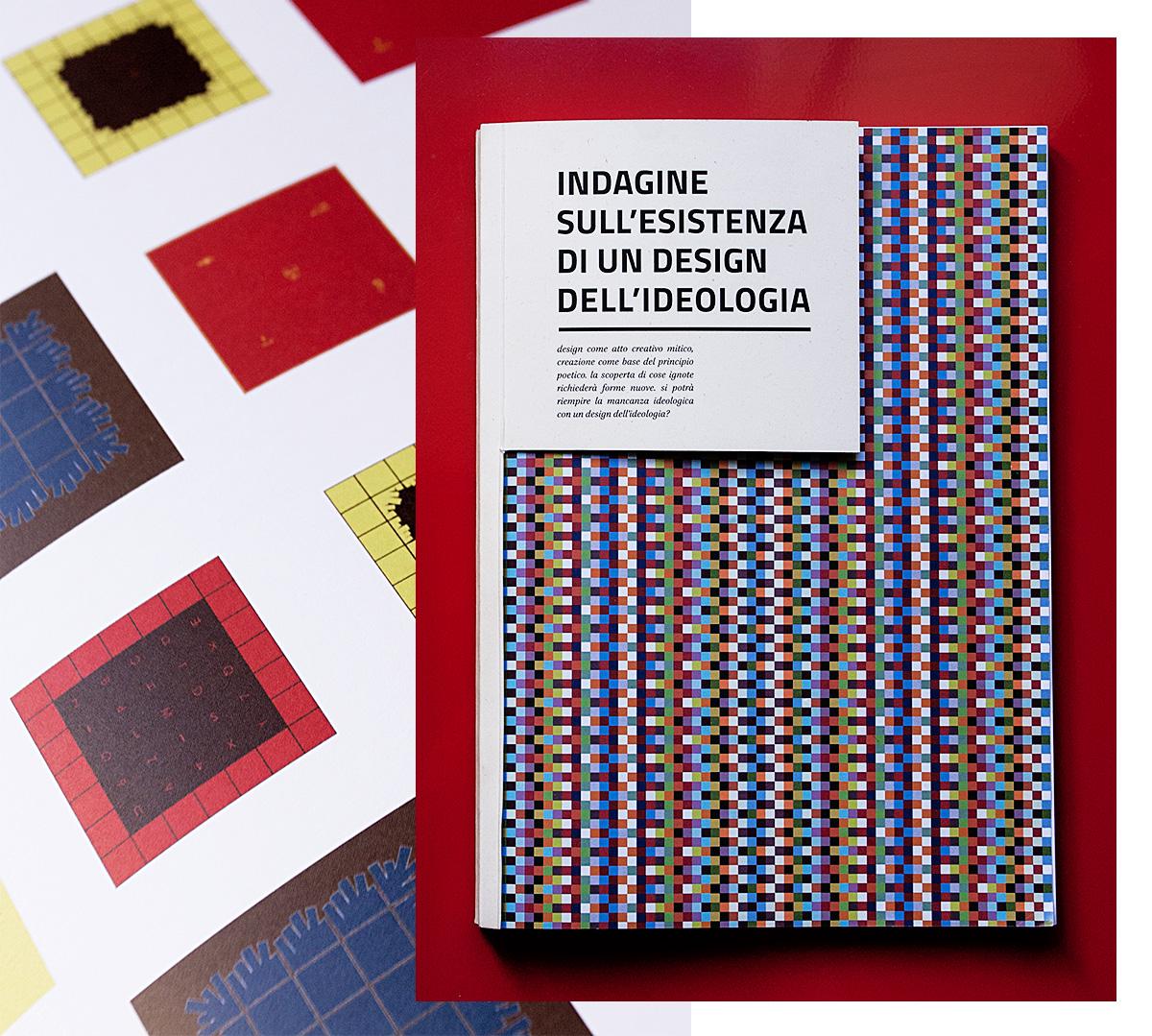 Design dell'ideologia - Copertina by Sonia Ziello