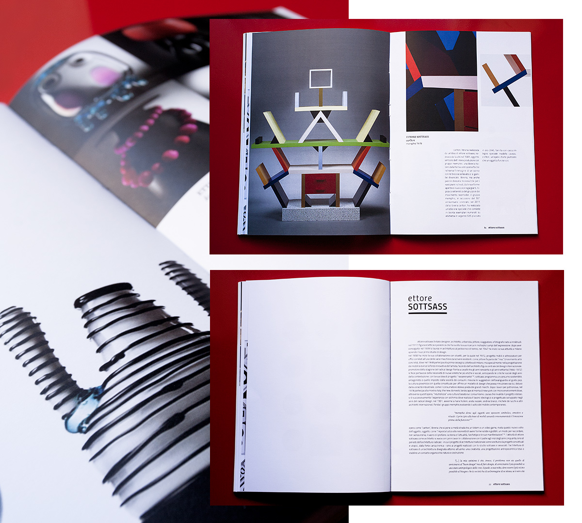 Design dell'ideologia - Sottsass by Sonia Ziello