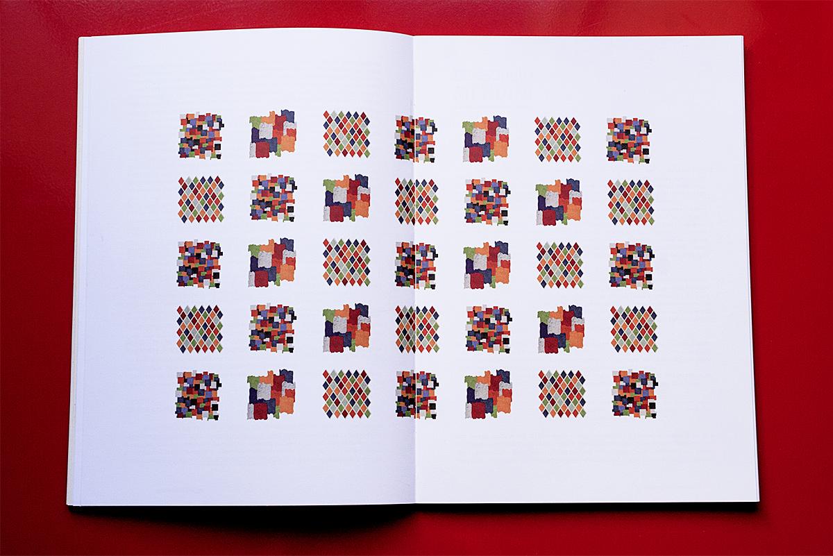 Design dell'ideologia - Texture Mendini by Sonia Ziello