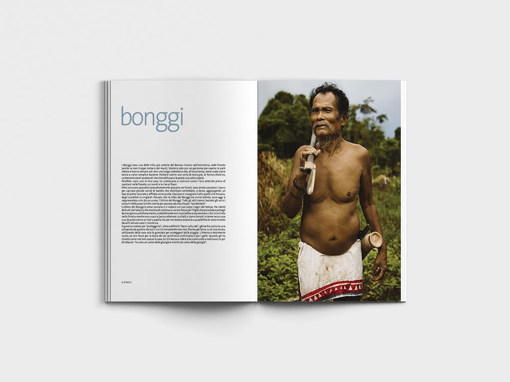 Malesia. Out of border. - Bonggi by Sonia Ziello