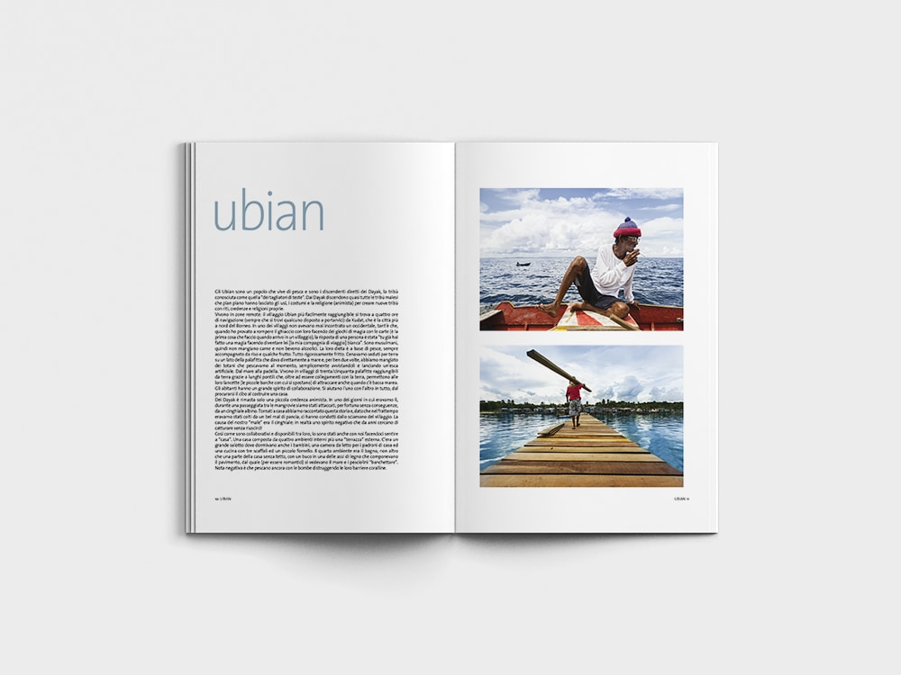 Malesia. Out of border. - Ubian by Sonia Ziello