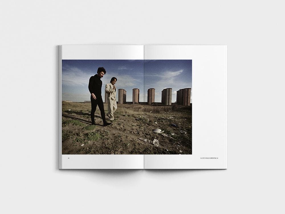 Sui set di Paolo Sorrentino - Interno by Sonia Ziello